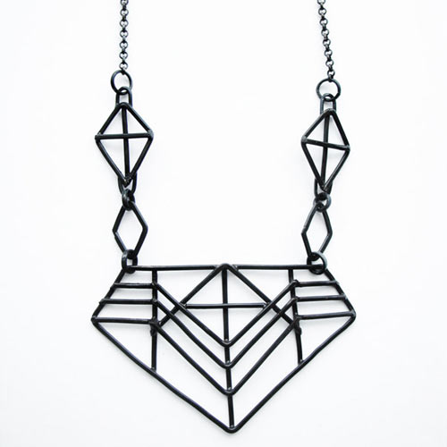 geometric-necklace-pharaoh