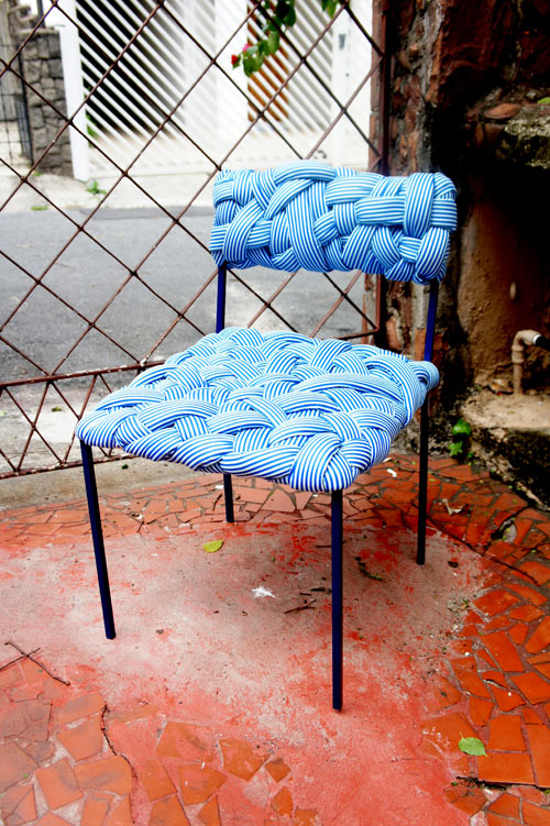 Colorful, Tactile Furniture by Humberto da Mata in main home furnishings  Category