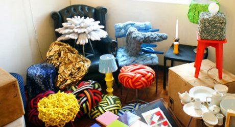 Colorful, Tactile Furniture by Humberto da Mata