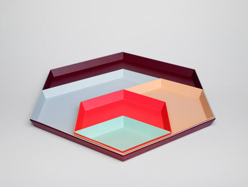 Kaleido Trays by Clara von Zweigbergk for HAY in main home furnishings  Category