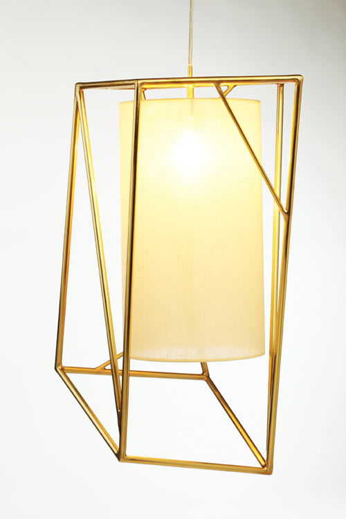 Star pendant lamps by mambo design milk