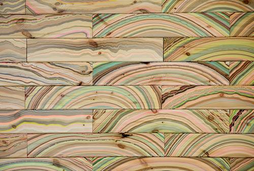 Marbelous Marble Wood Flooring By Snedkerstudio Design Milk