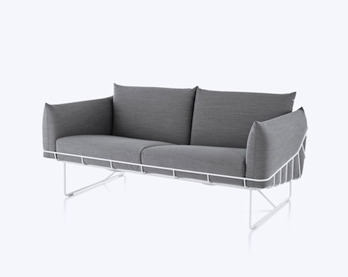Picnic Sofa by Industrial Facility