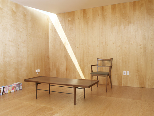 Add Some Warmth: 12 Plywood Interiors - Design Milk