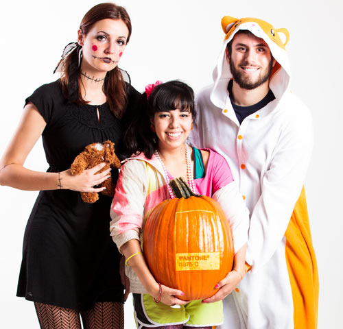 The Most Creative and Original 2012 Halloween Costumes from Pratt Students