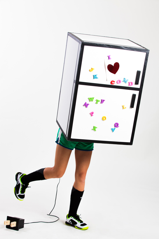 refrigerator-running-costume-rose-wong