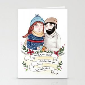 Fresh From The Dairy: Holiday Cards