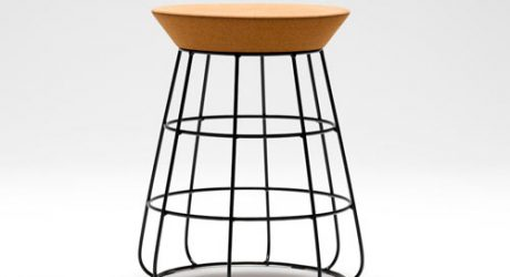 Sidekick Stools by Timothy John for Thanks