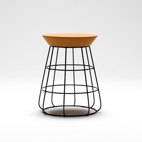 sidekick-cork-metal-stool