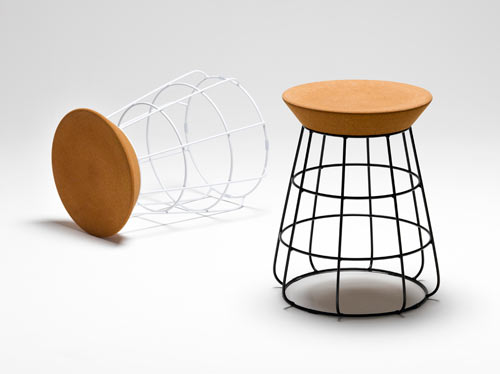Sidekick Stools by Timothy John for Thanks in main home furnishings  Category