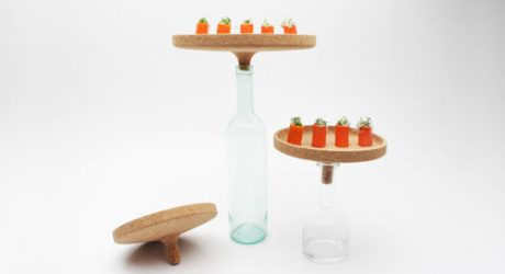 Thanksgiving Recipe For Modern Peas and Carrots Centerpiece