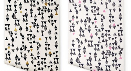 Lisa Congdon Designs Wallpaper for Hygge & West