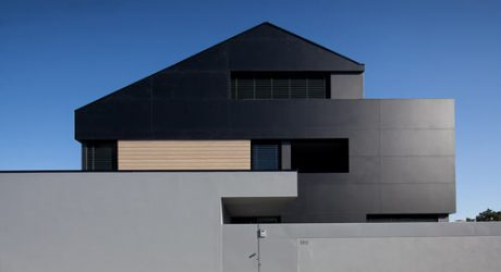 Casa Agudela by Rui Cerqueira Barros