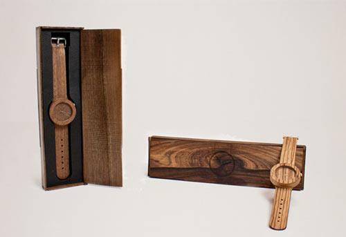 Analog Wood Watches by Lorenzo Buffa in style fashion main  Category