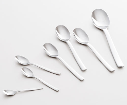 Ovale Flatware by Ronan and Erwan Bouroullec for Alessi in home furnishings  Category