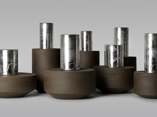 Where Tin Meets Stoneware: The Brand New Heavies by David Taylor in main home furnishings art  Category