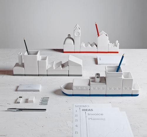 Desktructure by Hector Serrano for Seletti