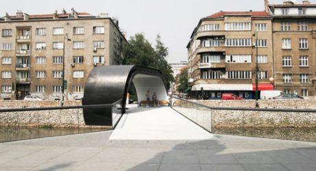 The Looping Festina Lente Bridge