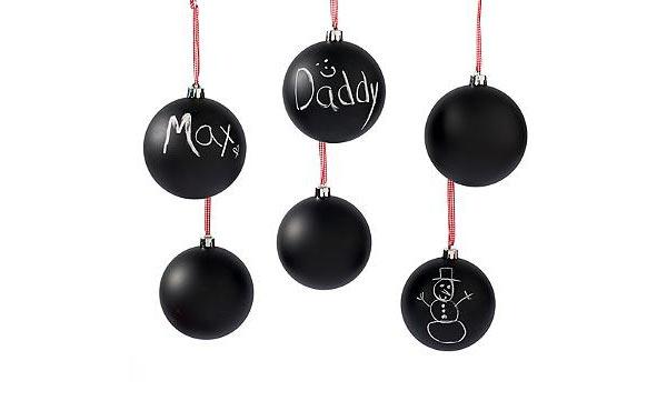 Holiday-Decor-Grandin-Road-chalkboard-ornaments