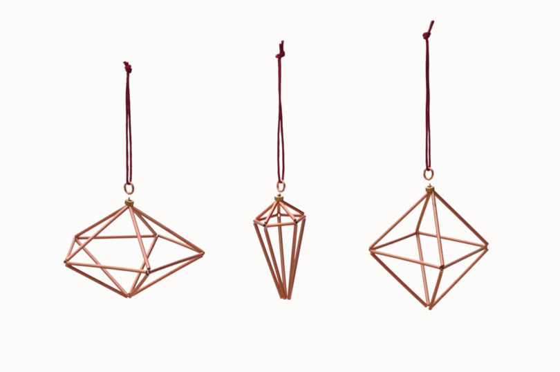 holiday-decor-copper-himmeli-ornaments