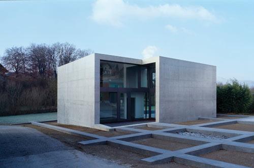 Findling House by Ken Architekten