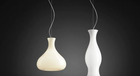 Eva Zeisel Lighting Collection for Leucos