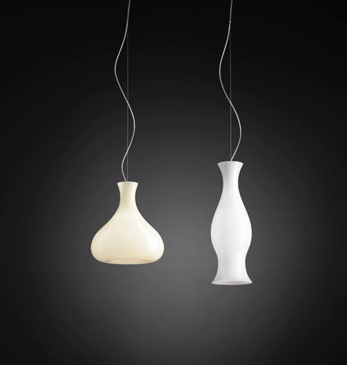Eva Zeisel Lighting Collection for Leucos