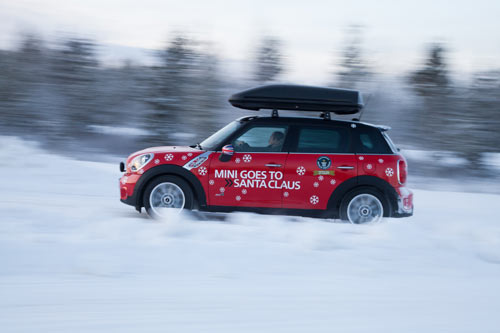 MINI Goes To Santa Claus (And So Did I!) in main  Category