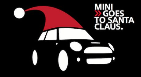 MINI Goes To Santa Claus (And So Did I!)