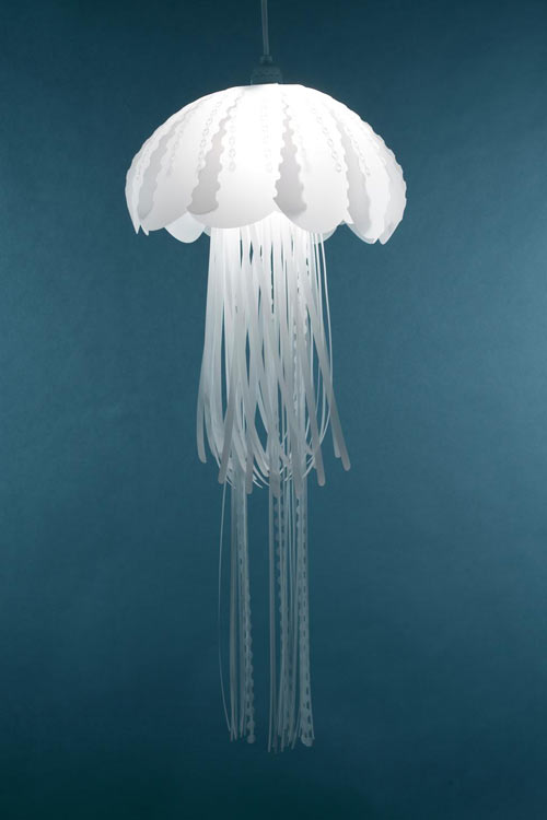 Hanging Lamps That Look Like Jellyfish in main home furnishings  Category