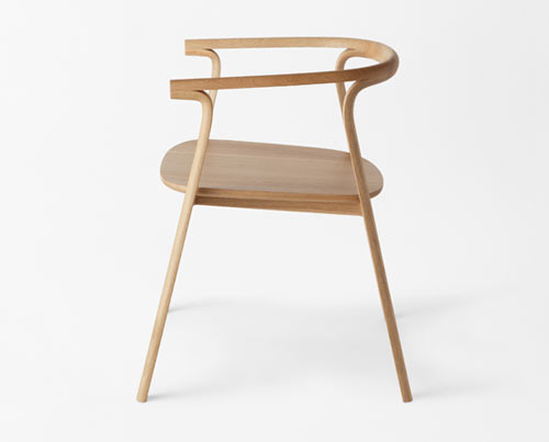 Furniture That Looks Like Its Peeling: Splinter by Nendo in main home furnishings  Category