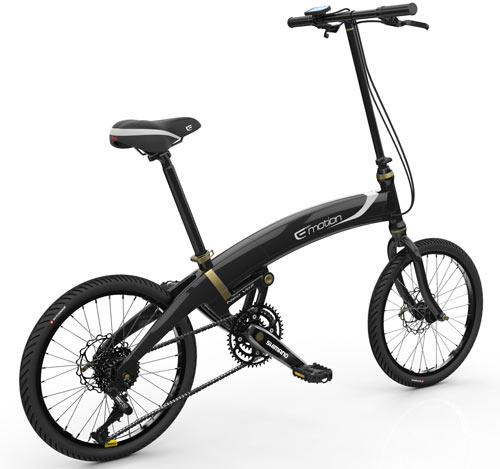 NEO VOLT: A Folding Urban E-Bike