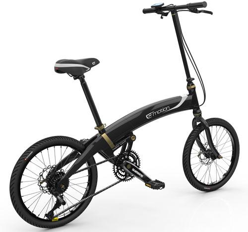 NEO VOLT: A Folding Urban E-Bike