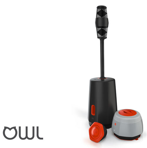 OWL: Outdoor Wireless Listening by Springtime in technology  Category