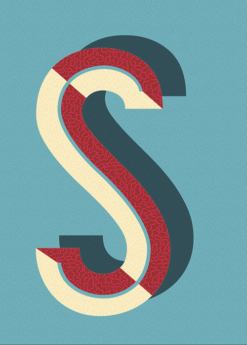Typographic Posters: Pawaiian Hunch by Ruth Vissing in art  Category
