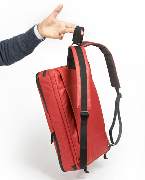 Phorce: A Super Smart Laptop Bag Charges Your Gadgets in technology style fashion main  Category