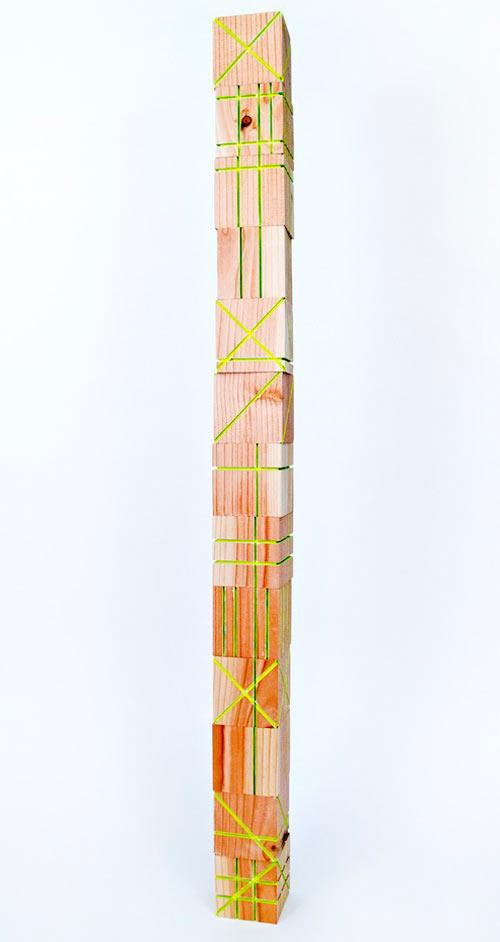 High Blocks Visual Cubes by Rona Binay in style fashion main art  Category