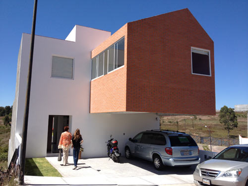 UR House in Mexico by SPRB Arquitectos