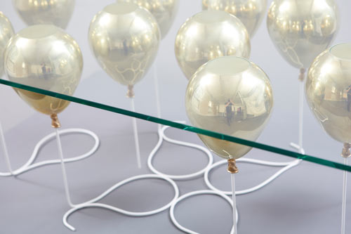 UP Balloon Coffee Table by Duffy London in main home furnishings art  Category