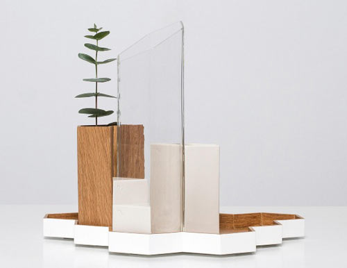 Grid Set by Valvanera Arrieta in main home furnishings  Category
