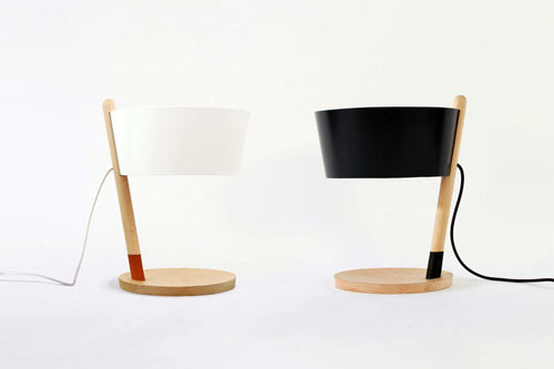 Ka Lamp Collection by Daniel García & María José Vargas for Woodendot
