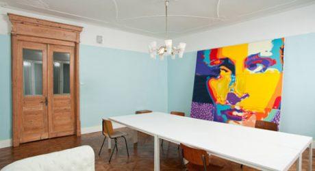 Creative Office Design Ideas from Interior Designer Anna Butele