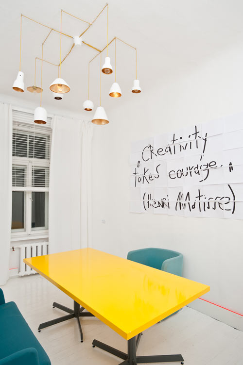 Creative Office Design Ideas from Interior Designer Anna Butele ...