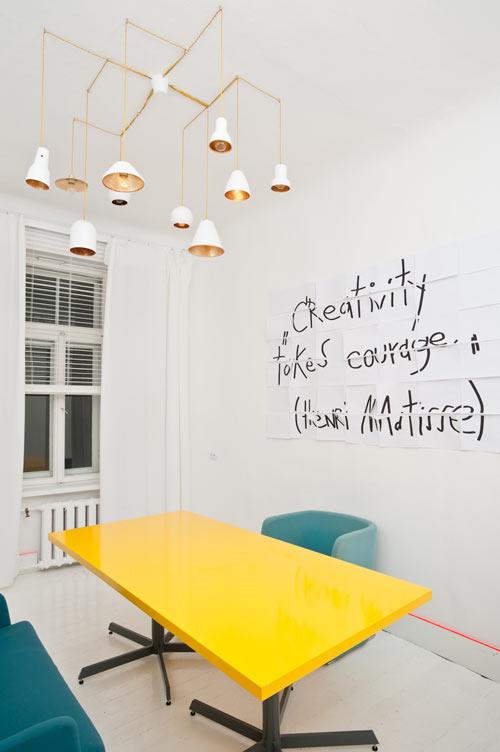 Creative Office Design Ideas from Interior Designer Anna Butele ...