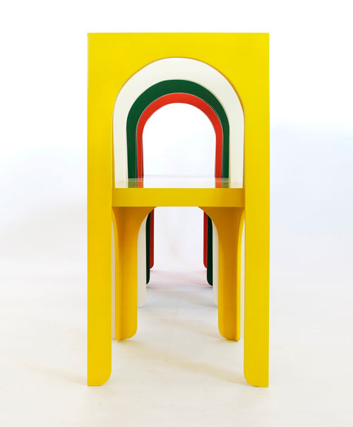 Claudio Chair by Arquitectura G for Indoors  in home furnishings  Category
