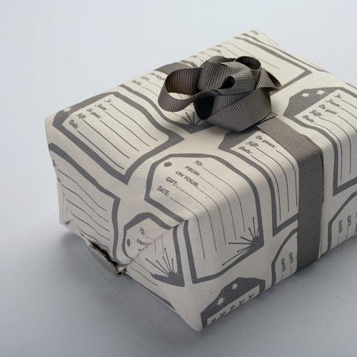 ecoChici Reusable Fabric Gift Wrap