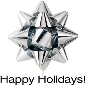 Happy Holidays from Design Milk