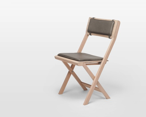 Pli Folding Chair by Florian Hauswirth in main home furnishings  Category