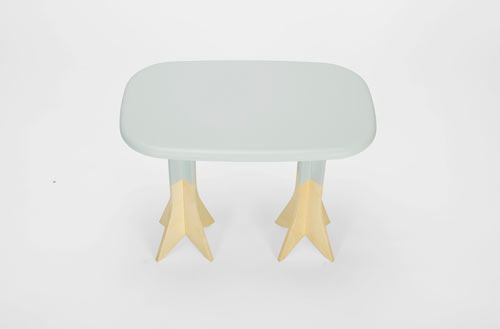 Pig on the Wings Stool by Gentle Giants Studio in main home furnishings  Category