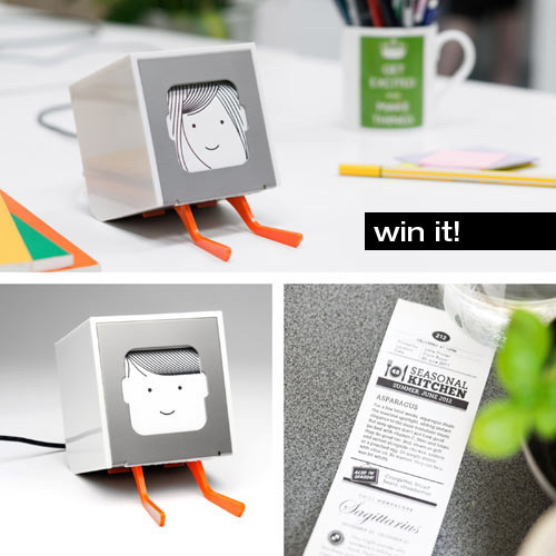 "Win This ""Little Printer"" from Relabl.com in technology sponsor  Category"